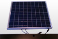 Solar Lighting Kit with Custom Light Box Enclosure